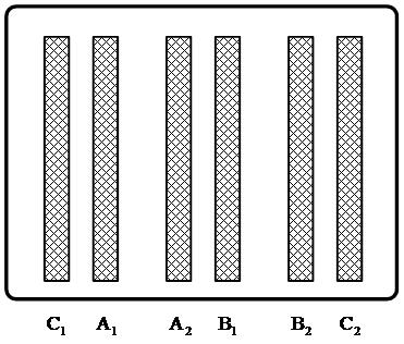 Моделирование электромагнитных полей, создаваемых магистральными шинопроводами
